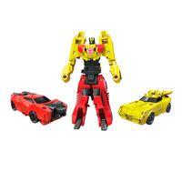 Conjunto-Transformers---Robots-In-Disguise---Combiner-Force---Sideswipe-e-Bumblebee---Hasbro