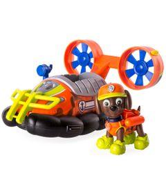 Veiculo-e-Figura---Patrulha-Canina---Resgate-na-Selva---Hovercraft-Selvagem---Zuma---Sunny