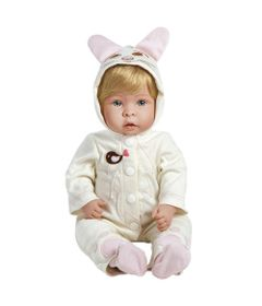 Boneca-Bebe-com-Acessorios---Reborn---Molly-com-Pelucia-Fluffy---Shiny-Toys
