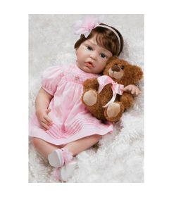 Boneca-Bebe-com-Acessorios---Reborn---Pretty-in-Pink---Shiny-Toys