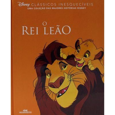 Clássicos Inesquecíveis - O Rei Leão - Disney - Melhoramentos