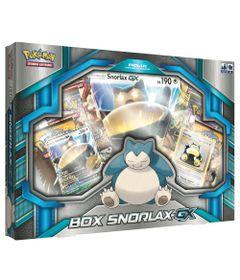 Jogo-Pokemon---Box-Snorlax-GX---Copag
