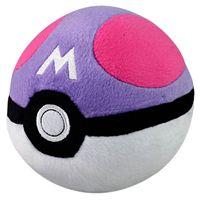 Pelucia-Pequena---11-Cm---Pokemon---Pokebola---Master-Ball---Tomy