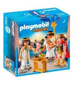 Playmobil---History---Cesar-e-Cleopatra---5394---Sunny