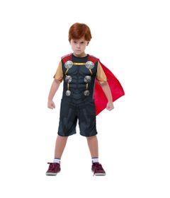 Fantasia-Classica-Curta-com-Peitoral---Thor---Avengers---Marvel---Rubies---M