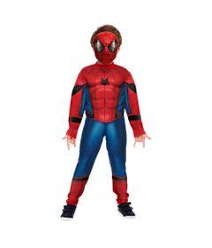 Fantasia-Luxo---Homem-Aranha-Homecoming---Marvel---Rubies---M