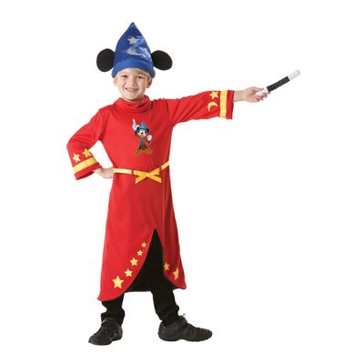 Fantasia Mickey Mouse - Aprendiz de Feiticeiro - Disney - Rubies - G