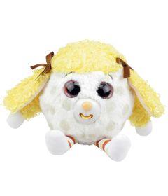 Pelucia-15-cm---Zigamazoo-Serie-2---Olhos-Brilhantes-e-Mostra-a-Lingua---Branco-e-Amarelo---DTC