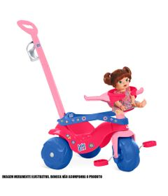 Triciclo-de-Passeio---Motoban---Baby-Alive---Bandeirante