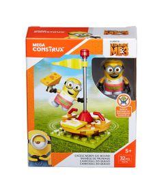 Blocos-de-Montar---Mega-Construx---Meu-Malvado-Favorito-3---Minions---Carrossel-do-Queijo---Mattel