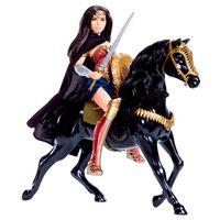 Boneca-Articulada-e-Cavalo---DC-Comics---Wonder-Woman---Mulher-Maravilha---Mattel