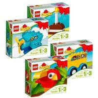Kit-LEGO-DUPLO---10849---10850---10851---10852---Meus-Primeiros-Blocos-de-Montar