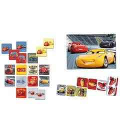 Conjunto-com-3-Jogos---Quebra-Cabeca---Domino-e-Jogo-da-Memoria---Disney---Cars-3---Toyster