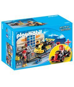 Playmobil---City-Action---Oficina-com-Carro-de-Corrida---6869---Sunny