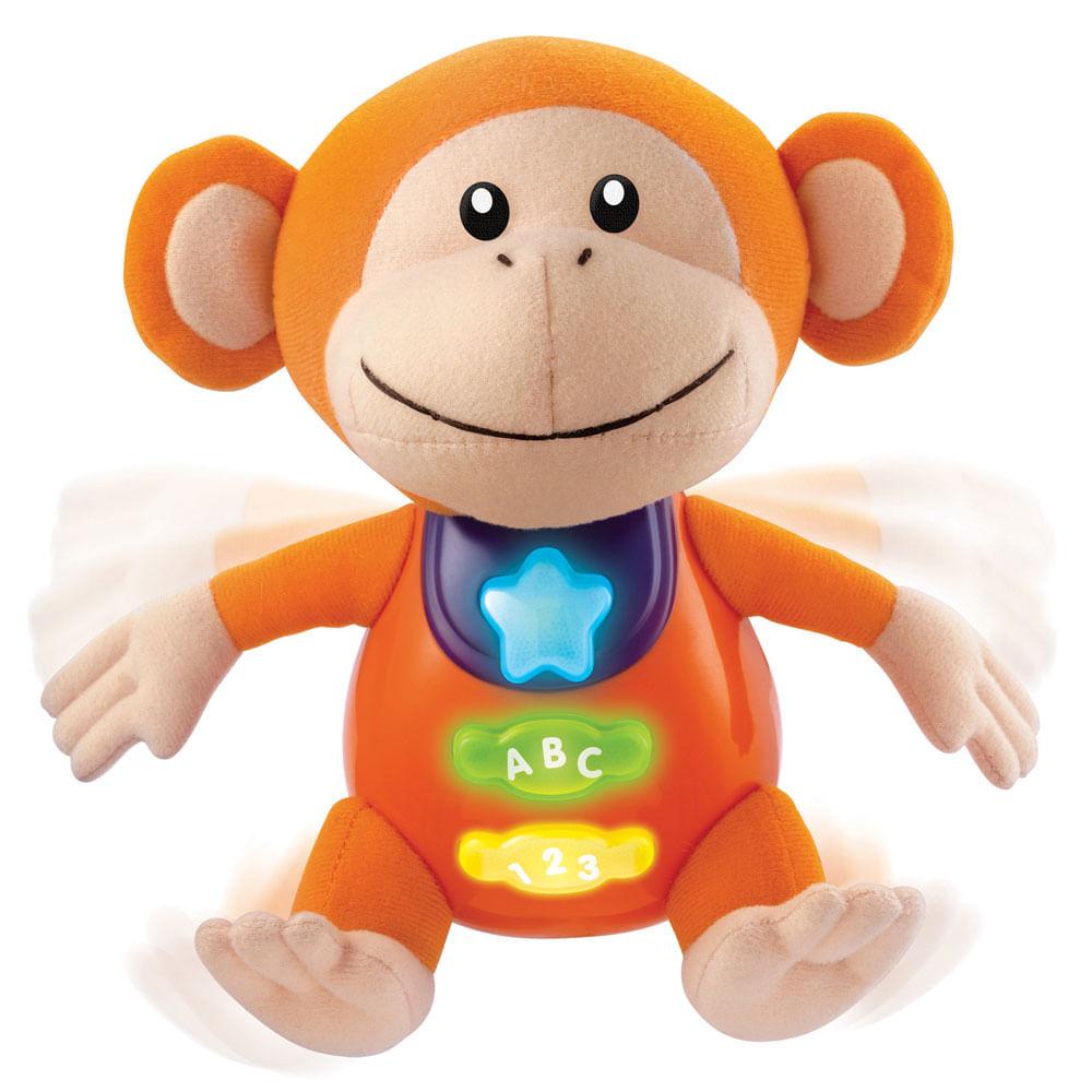 Pelúcia de Atividades - Meu Amigo Sabichão - Ursinho - Yes Toys