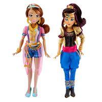 Kit-Bonecas-Articuladas---Disney-Descendants---Genie-Chic---Audrey-e-Jordan-de-Audron---Hasbro
