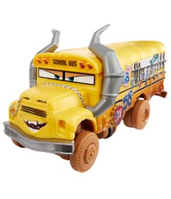 Carrinho---Crazy-8-Crashers---Disney---Pixar---Cars-3---Miss-Fritter---Mattel