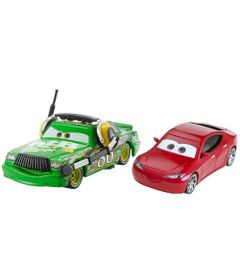 Carrinho-Die-Cast---Pack-com-2-Veiculos---Disney---Pixar---Cars-3---Natalie-Certain-e-Chick-Hicks-With-headset---Mattel