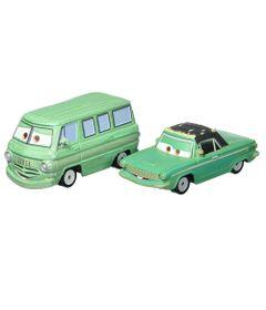Carrinho-Die-Cast---Pack-com-2-Veiculos---Disney---Pixar---Cars-3---Rusty-e-Dusty---Mattel