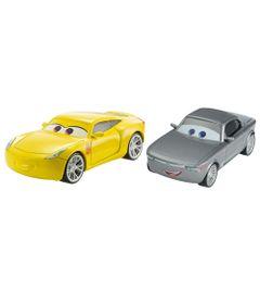 Carrinho-Die-Cast---Pack-com-2-Veiculos---Disney---Pixar---Cars-3---Sterling-e-Cruz-Ramirez---Mattel