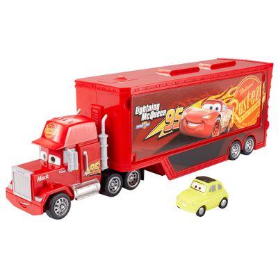 Conjunto-de-Carrinhos---Disney---Pixar---Cars-3---Caminhao-Mack-Time-de-Viagem---Mattel
