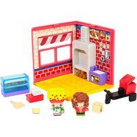 Playset-e-Mini-Figura---My-Mini-MixieQ-s---Pizzaria---Mattel