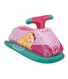 Acessorios-de-Praia-e-Piscina---Boia-Inflavel---Jet-Ski-Fashion---Barbie-Glamurosa---Fun