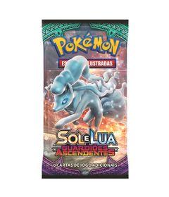 Deck-Pokemon---Blister-Unitario---Pokemon-Sol-e-Lua---Guardioes-Ascendentes---Alolan-Ninetales---Copag