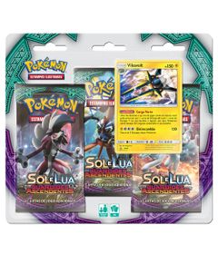 Deck-Pokemon---Triple-Deck---Pokemon-Sol-e-Lua---Guardioes-Ascendentes---Vikavolt---Copag