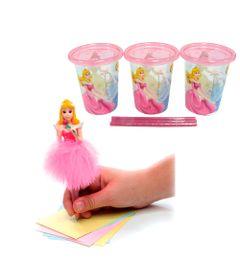 Kit-Disney---Caneta-Princesas-e-Copos-de-300Ml-com-Canudo