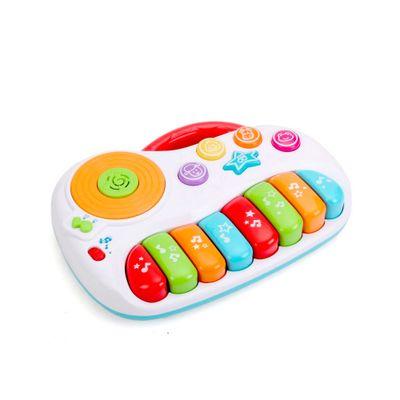 Piano-Divertido---Meu-Primeiro-Pianinho---Branco---Winfun