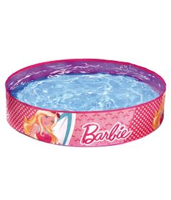Piscina-Infantil---Redonda---Barbie-Fashion---224-Litros---Fun