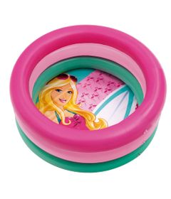 Piscina-Infantil---Redonda---Barbie-Fashion---68-Litros---Fun