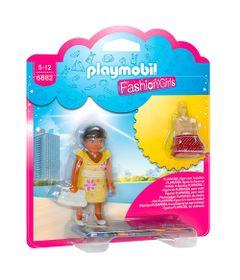 Mini-Figuras-Playmobil---7-Cm---Fashion-Girls---Moda-Verao---6882---Sunny