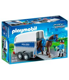 Playmobil---City-Action---Trailer-da-Policia-com-Cavalo---6875---Sunny