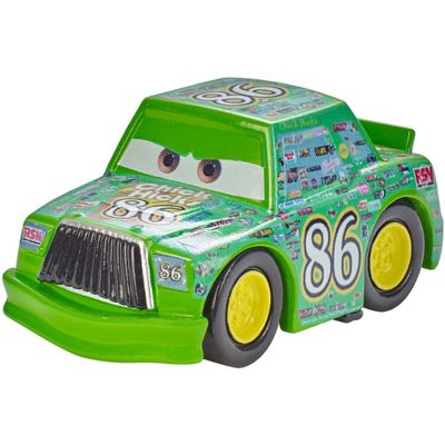 Carrinho---Carros-3---Micro-Corredores---Chick-Hicks---Disney---Mattel