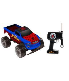 Carrinho-de-Controle-Remoto---Tracker---Homem-Aranha---Marvel---Candide