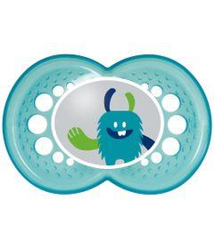 Chupeta-Limited-Edition---Fase-2---Azul---Monstrinho-II---MAM