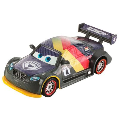 veiculo-de-corrida-disney-carros-carbon-racers-max-schnell-mattel