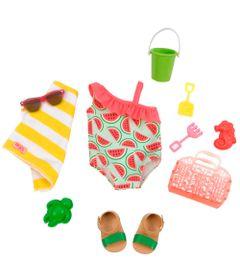 Conjunto-Roupas-para-Bonecas---Our-Generation---Maio-de-Melancia-e-Acessorios-de-Praia