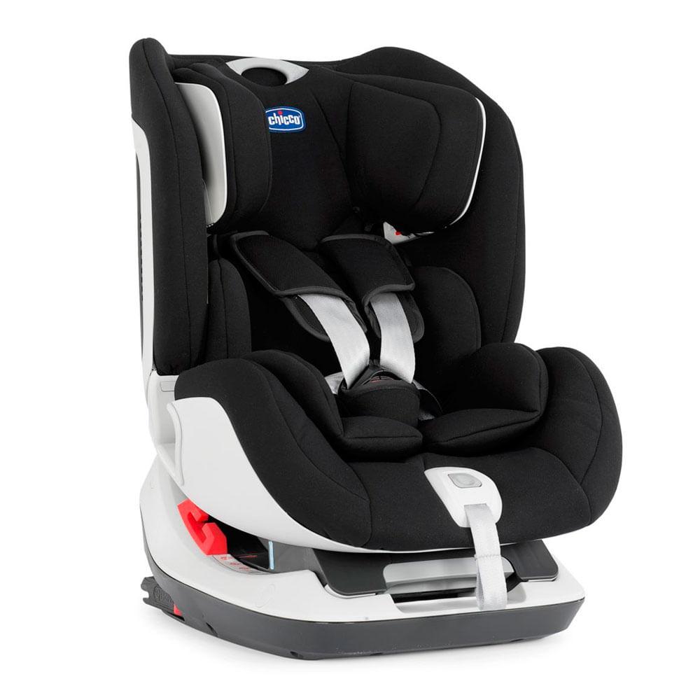Cadeira Para Auto - De 0 a 25 Kg - SeatUp - Black - Chicco
