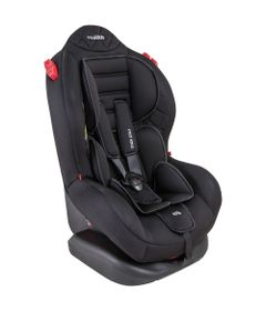 Cadeira-Para-Auto---Ate-25-Kg---Max-Plus---Preto-e-Vermelho---Kiddo-Frente