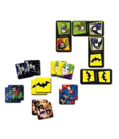 Conjunto-de-Jogos---DC-Comics---DC-Super-Friends---Domino-e-Jogo-da-Memoria---Batman---Elka