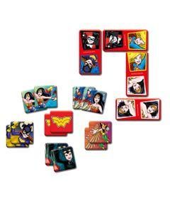 Conjunto-de-Jogos---DC-Comics---DC-Super-Friends---Domino-e-Jogo-da-Memoria---Mulher-Maravilha---Elka