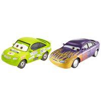 Veiculos-Hot-Wheels---Disney-Cars-2---Pack-com-2-Veiculos---Marilyn-Calcomanias-e-Nick-Calcomanias---Mattel
