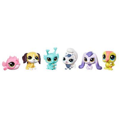 conjunto-com-6-pets-littlest-pet-shop-pack-1-hasbro