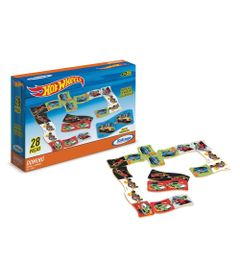 Domino-de-Madeira---Hot-Wheels---Xalingo
