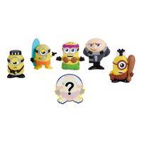 Mini-Figuras-Colecionaveis---25-cm---Mineez---5-Personagens---1-Surpresa---Meu-Malvado-Favorito-3---DTC