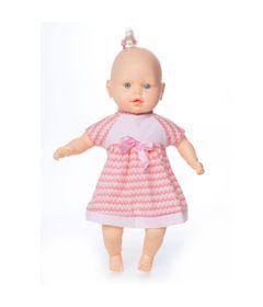 Boneca-Nina-Tagarela-com-Vestido-Colorido---Estrela-Frente