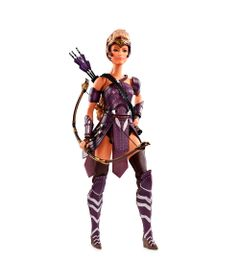 Boneca-Barbie-Colecionavel---30-Cm---DC-Comics---Wonder-Woman---Barbie-Antiope---Mattel